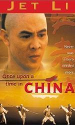 locandina Once Upon a Time in China