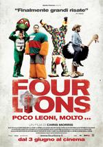 Locandina Four Lions