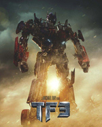 Poster Transformers 3  n. 1