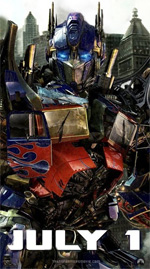 Poster Transformers 3  n. 10