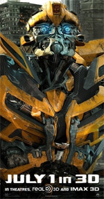 Poster Transformers 3  n. 12