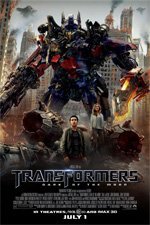 Poster Transformers 3  n. 13