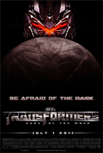 Poster Transformers 3  n. 14