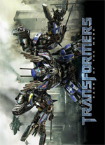 Poster Transformers 3  n. 16