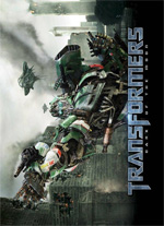 Poster Transformers 3  n. 17