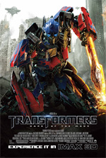 Poster Transformers 3  n. 18