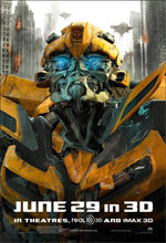 Poster Transformers 3  n. 19