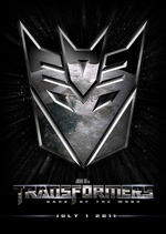 Poster Transformers 3  n. 3