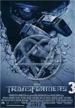 Poster Transformers 3  n. 7