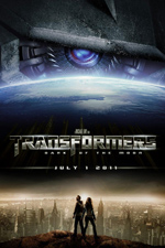 Poster Transformers 3  n. 8