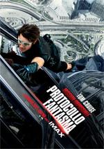 Poster Mission Impossible - Protocollo Fantasma  n. 1
