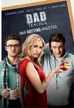 Locandina Bad Teacher: una cattiva maestra