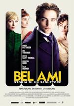 Locandina Bel Ami - Storia di un seduttore
