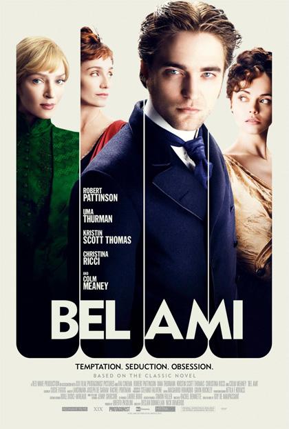 Poster Bel Ami - Storia di un seduttore
