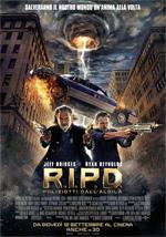 Locandina R.I.P.D. - Poliziotti dall'aldilà