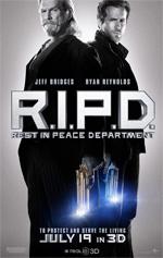 Poster R.I.P.D. - Poliziotti dall'aldil�  n. 1