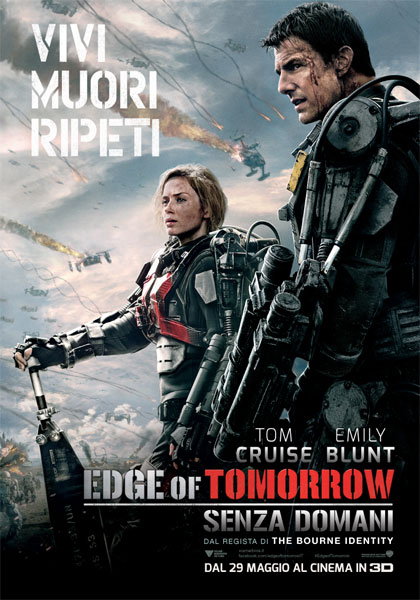 Edge Of Tomorrow Senza Domani (2014).mkv MD HDTS V2 X264 - iTA [BST]