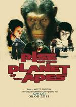 Poster L'alba del pianeta delle scimmie  n. 4