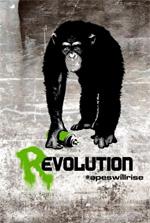 Poster L'alba del pianeta delle scimmie  n. 8