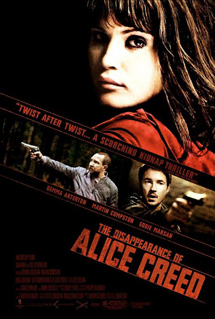 La scomparsa di Alice Creed (2009), [XviD - Ita Ac3 5 1] BDRip by TRL - thriller