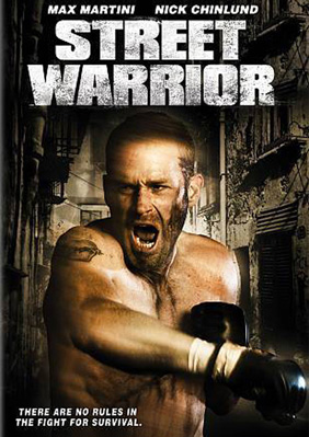 Locandina Street Warrior