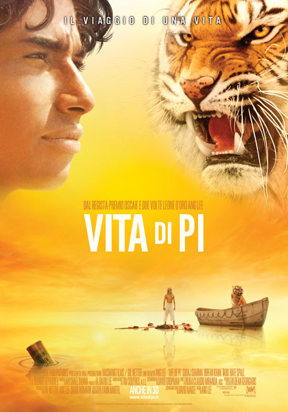 Guarda gratis Vita Di Pi in streaming italiano HD