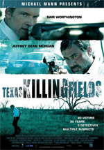 Poster Le paludi della morte - Texas Killing Fields  n. 2