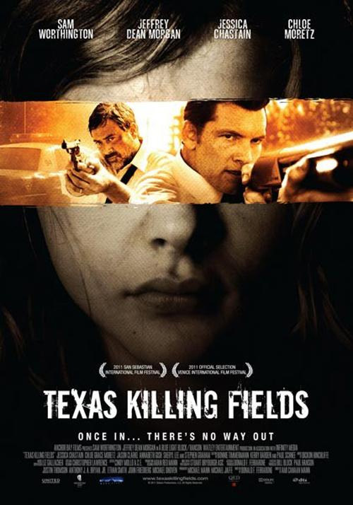 Poster Le paludi della morte - Texas Killing Fields