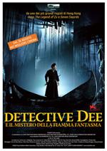 Locandina Detective Dee e il mistero della fiamma fantasma