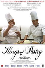 locandina Kings of Pastry
