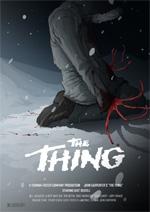 Poster La cosa  n. 9