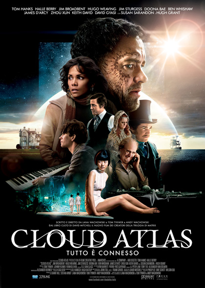 Guarda gratis Cloud Atlas in streaming italiano HD