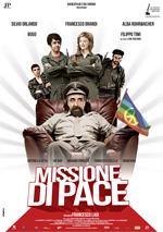 Locandina Missione di pace