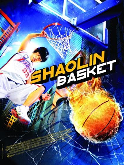 Poster Shaolin Basket
