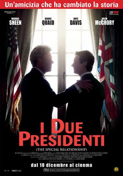 I due presidenti (The Special Relationship)