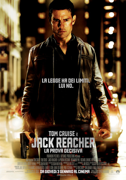 Guarda gratis Jack Reacher – La prova decisiva in streaming italiano HD