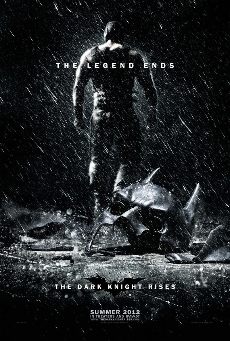 Il cavaliere oscuro - Il ritorno (2012) Bluray 1080p Dolby 5.1 ITA Multi 9 + Sub