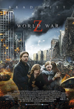 Locandina italiana World War Z