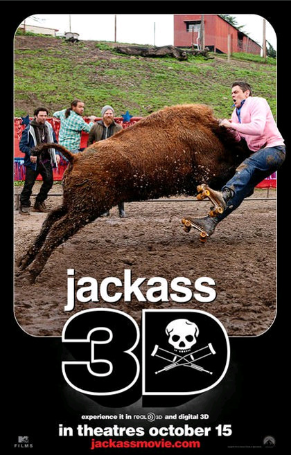 Guarda gratis Jackass 3D in streaming italiano HD
