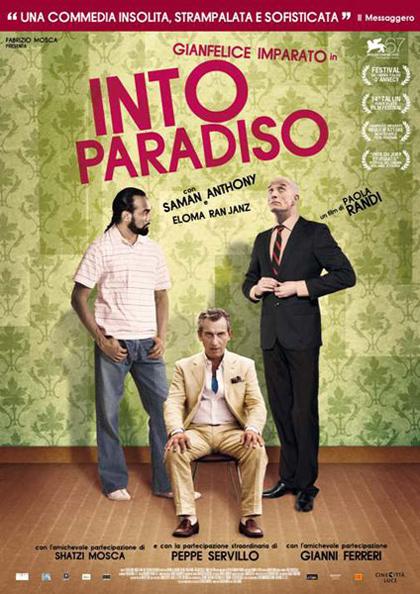 Poster Into Paradiso