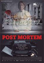 Locandina Post Mortem