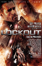 Locandina Lockout