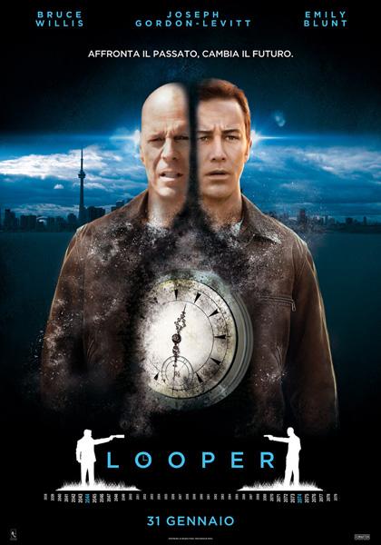 Locandina Looper – In fuga dal passato
