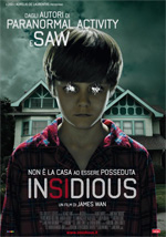 Locandina Insidious