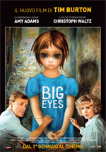 Locandina Big Eyes