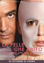 Locandina italiana La pelle che abito