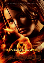 Locandina italiana Hunger Games