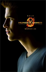Poster Hunger Games  n. 11