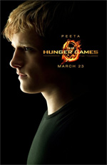 Poster Hunger Games  n. 12