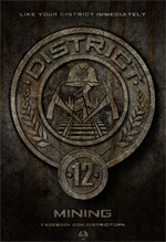 Poster Hunger Games  n. 5